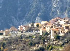 Village de Clans (06420)