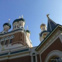 Alpes-Maritimes (06) – Côte d'Azur / Nice – Eglise Orthodoxe Russe – Cathédrale Saint-Nicholas Nice – Photo n° 10