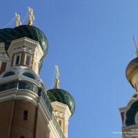 Alpes-Maritimes (06) – Côte d'Azur / Nice – Eglise Orthodoxe Russe – Cathédrale Saint-Nicholas Nice – Photo n° 11