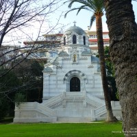 Alpes-Maritimes (06) – Côte d'Azur / Nice – Eglise Orthodoxe Russe – Cathédrale St-Nicholas Nice – Photo n° 15