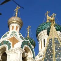 Alpes-Maritimes (06) – Côte d'Azur / Nice – Eglise Orthodoxe Russe – Cathédrale Saint-Nicholas Nice – Photo n° 06