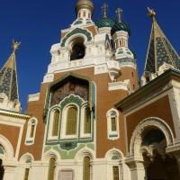 Alpes-Maritimes (06) – Côte d'Azur / Nice – Eglise Orthodoxe Russe – Cathédrale Saint-Nicholas Nice – Photo n° 07