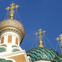 Alpes-Maritimes (06) – Côte d'Azur / Nice – Eglise Orthodoxe Russe – Cathédrale Saint-Nicholas Nice – Photo n° 08