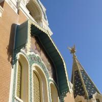Alpes-Maritimes (06) – Côte d'Azur / Nice – Eglise Orthodoxe Russe – Cathédrale Saint-Nicholas Nice – Photo n° 09