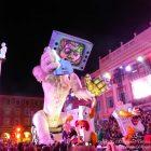 Corso Nice 2016 – Corso Carnavalesque illuminé – Carnaval de Nice 2016 – Roi des Médias – Photo n° 13 – 06 Only
