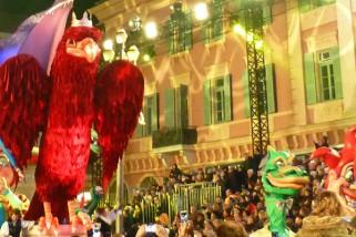 Corso Carnavalesque illuminé – Corso Nice 2016
