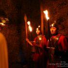 Côte d'Azur / Alpes-Maritimes / Procession du Vendredi Saint – Roquebrune – Vieux Village (06190) – Procession Roquebrune-Cap-Martin – Photo n° 21