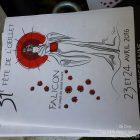 CÔTE D'AZUR / ALPES-MARITIMES (06) / VILLAGES PERCHÉS / FALICON / 31e Fête de l'Oeillet Falicon au pays du soleil levant – Photo n° 03