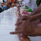 Côte d'Azur / Mougins (06250) / Les Etoiles de Mougins – Festival International de la Gastronomie – Réalisation de desserts géants – Photo n°34