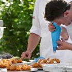 Côte d'Azur / Mougins (06250) / Les Etoiles de Mougins – Festival International de la Gastronomie – Franck Michel – Champion du Monde de Pâtisserie – Photo n°42