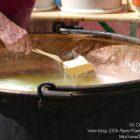 Alpes-Maritimes (06) / Arrière-Pays / Haute Vésubie / Saint-Martin Vésubie / Fête du Pain & des Métiers d'Antan – Fabrication du fromage et de la brousse – Photo n°18