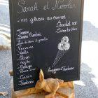 Alpes-Maritimes (06) / Saint-Martin Vésubie / Fête du Pain & des Métiers d'Antan – Les Délices du Gélas – Boutique Sarah et Nicholas – Artisan Glacier Chocolatier Confiseur – Photo n°56