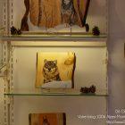 Alpes-Maritimes (06) / Saint-Martin Vésubie / Fête du Pain & des Métiers d'Antan – Nadine Jeannot – Artiste Peintre – Peinture sur bois – Photo n°63