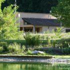 Alpes-Maritimes / Arrière-Pays / Roquebillière (06450) / Vallée de la Vésubie / Loisirs & Détente / Bassin de baignade biologique Roquebillière Thermal – Photo n°10