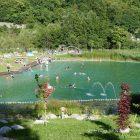 Alpes-Maritimes / Arrière-Pays / Roquebillière (06450) / Vallée de la Vésubie / Loisirs & Détente / Bassin de baignade biologique Roquebillière Thermal – Photo n°2
