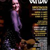 Festival Flamenco 2016, Du 13 au 15 août 2016, Gorbio (06500) / Alpes-Maritimes (06) / Événementiel - Côte d'Azur / Sortir 06