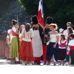 Alpes-Maritimes / Arrière-Pays / Guillaumes (06470) / Festivités / Fêtes / Fête de l'Assomption Guillaumes Août 2016 avec les Sapeurs de l'Empire – Photo n°10
