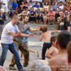 Alpes-Maritimes / Arrière-Pays / Utelle (06450) / Fêtes / Festivités / Fête Patronale de la Saint Roch – Traditionnel Saut du Cepoun – 16 août 2016 – Photo n°12