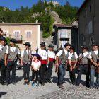 Alpes-Maritimes / Arrière-Pays / Guillaumes (06470) / Festivités / Fêtes / Fête de l'Assomption Guillaumes Août 2016 avec les Sapeurs de l'Empire – Photo n°13