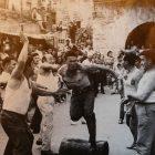 Utelle (06450) / Photo – Source : Histoires et photos de famille de deux villages du haut pays niçois : Utelle et Lantosque – L'empreinte des jours – Serre Editeur © Tous droits réservés.