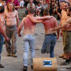 Alpes-Maritimes / Arrière-Pays / Utelle (06450) / Fêtes / Festivités / Fête Patronale de la Saint Roch – Traditionnel Saut du Cepoun – 16 août 2016 – Photo n°31