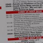 Alpes-Maritimes / Arrière-Pays / Guillaumes (06470) / Festivités / Fêtes / Fête de l'Assomption Guillaumes Août 2016 avec les Sapeurs de l'Empire – Photo n°6