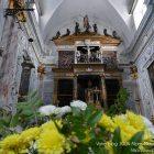 Alpes-Maritimes / Arrière-Pays / Utelle (06450) / Fêtes / Festivités / Monuments et Patrimoine – Village d'Utelle –  Eglise Saint Véran – Août 2016 – Photo n°79