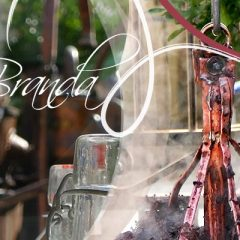 Fête traditionnelle Gorbio – Branda 2016