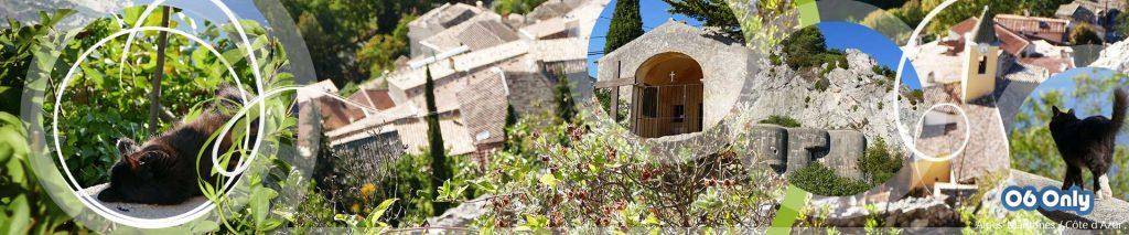 #CotedAzurNow / Alpes-Maritimes / Arrière-Pays / Sainte-Agnès (06500) / Petite balade à Sainte-Agnès - Le village littoral le plus haut d'Europe ! - 06 Only