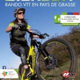 Bigreen Rando VTT 2017, VTT Nature en Pays de Grasse, Dimanche 2 avril 2017, Saint-Vallier-de-Thiey (06460) / Alpes-Maritimes (06) / Côte d'Azur
