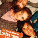 Journées du Cinéma Italien 2017, Festival de fims italiens, 11 au 25 mars 2017, Espace Magnan, Nice (06000) / Alpes-Maritimes (06) / Côte d'Azur