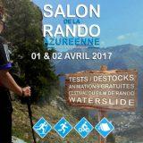 Salon de la Rando Azuréenne 2017, La randonnée à l'honneur, 1er et 2 avril 2017, Auron (06660) / Alpes-Maritimes (06) / Côte d'Azur