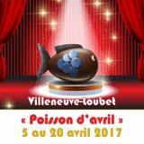 Villen'Oeuf Expo 2017, Exposition d'œufs en chocolat, Du 5 au 20 avril 2017, Pôle Escoffier, Villeneuve-Loubet (06270) / Alpes-Maritimes (06) / Côte d'Azur