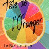 Fête de l'Oranger 2017, L'orange à l'honneur, Lundi 17 avril 2017, Le Bar-sur-Loup Village (06620) / Alpes-Maritimes / Côte d'Azur