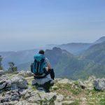 #FrenchMerveilles / Région PACA / Côte d'Azur / Alpes-Maritimes (06) / Pays Côtier / Sainte-Agnès / Côté Nature / Outdoor / Randonnée / Pointe de Siricocca – Photo n°2