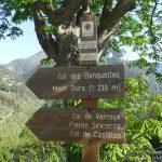 #FrenchMerveilles / Région PACA / Côte d'Azur / Alpes-Maritimes (06) / Pays Côtier / Sainte-Agnès / Côté Nature / Outdoor / Randonnée / Pointe de Siricocca – Photo n°7
