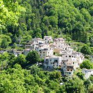 Autre vue du village d'Aiglun