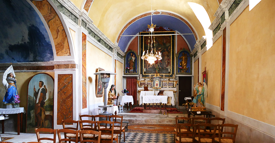 Eglise d'Aiglun