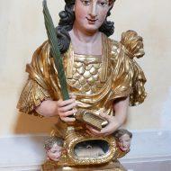 Buste reliquaire de Saint Irénée –  Aiglun