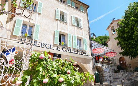 Auberge de Calendal – Aiglun (06910)