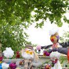 #CotedAzurFrance / Alpes-Maritimes (06) / La Colle-sur-Loup / Manifestations & Festivités / Autour de la Rose 2017 – Dimanche 14 mai 2017  – Photo n°16