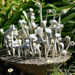 #CotedAzurFrance / Alpes-Maritimes (06) / Gattières / Visites & Découvertes  / Parcs & Jardins / Jardin des fleurs de poterie – Labellisé Jardin remarquable – Photo n° 35