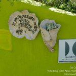 #CotedAzurFrance / Alpes-Maritimes (06) / Gattières / Visites & Découvertes  / Parcs & Jardins / Le Jardin des fleurs de poterie –  Labellisé Jardin remarquable – Photo n° 4