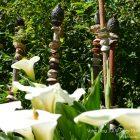 #CotedAzurFrance / Alpes-Maritimes (06) / Gattières / Visites & Découvertes  / Parcs & Jardins / Jardin des fleurs de poterie – Labellisé Jardin remarquable – Photo n° 61