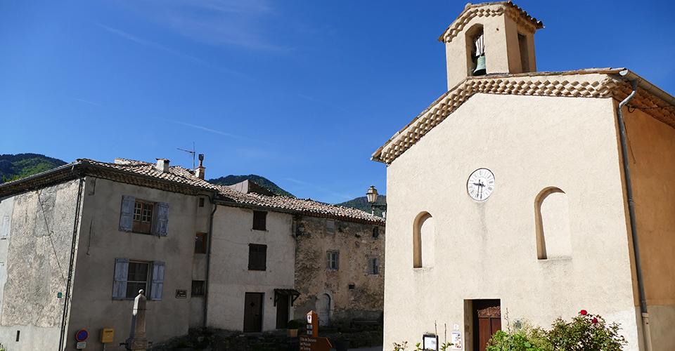 La Chapelle Saint-Arnoux - Le Mas 06