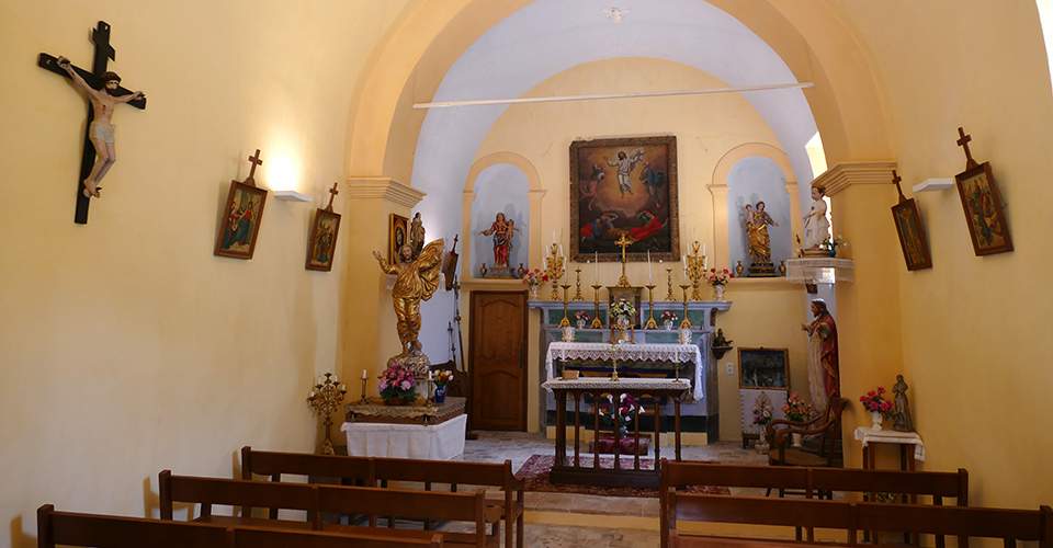 Chapelle St-Sauveur