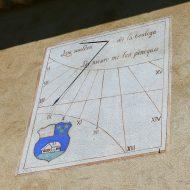 Cadran solaire – Le Mas 06