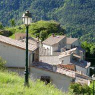 Vue sur les toits – Le Mas 06