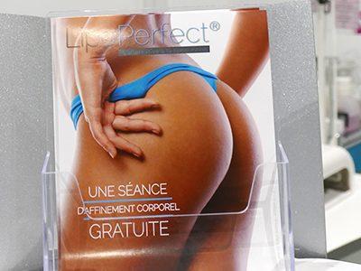 Bonnes adresses Côte d'Azur – Formule «Coup de pouce» – LipoPerfect, votre centre d'amincissement et anti-âge à Cagnes-sur-Mer dans les Alpes-Maritimes (06) .
