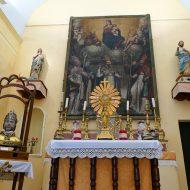 L'autel de la Chapelle Saint-Arnoux – Le Mas 06